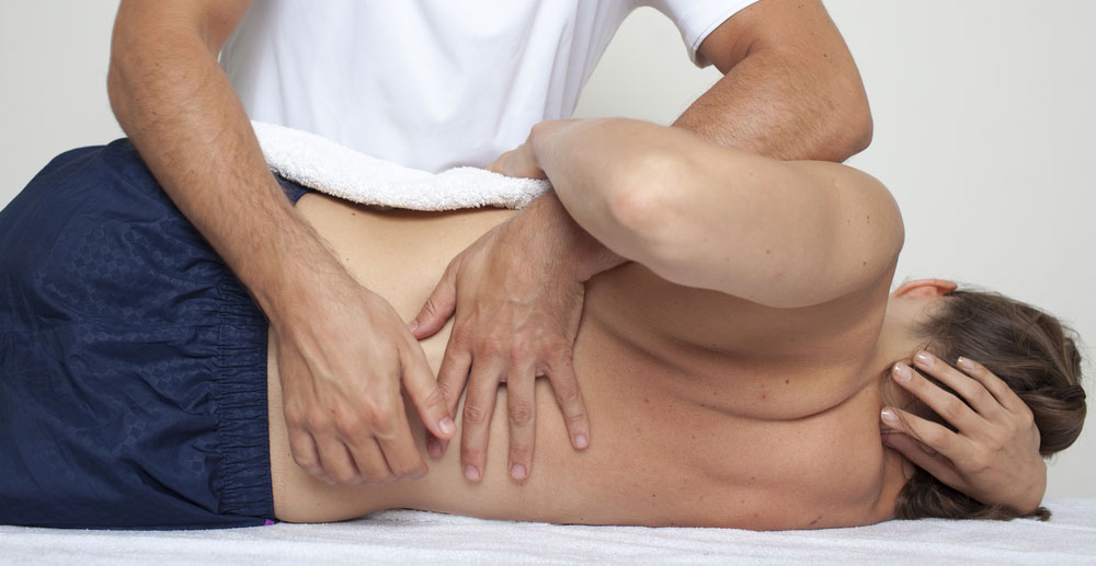 we can help you manage your back pain