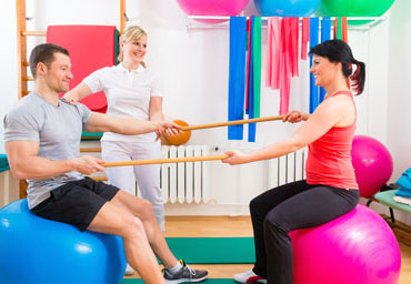 customised rehab programs